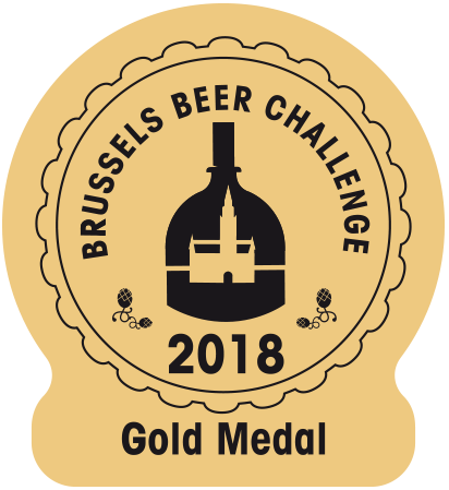 Brussels Beer Challenge 2018 - OURO