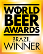 World Beer Awards 2018 - BRAZIL WINNER