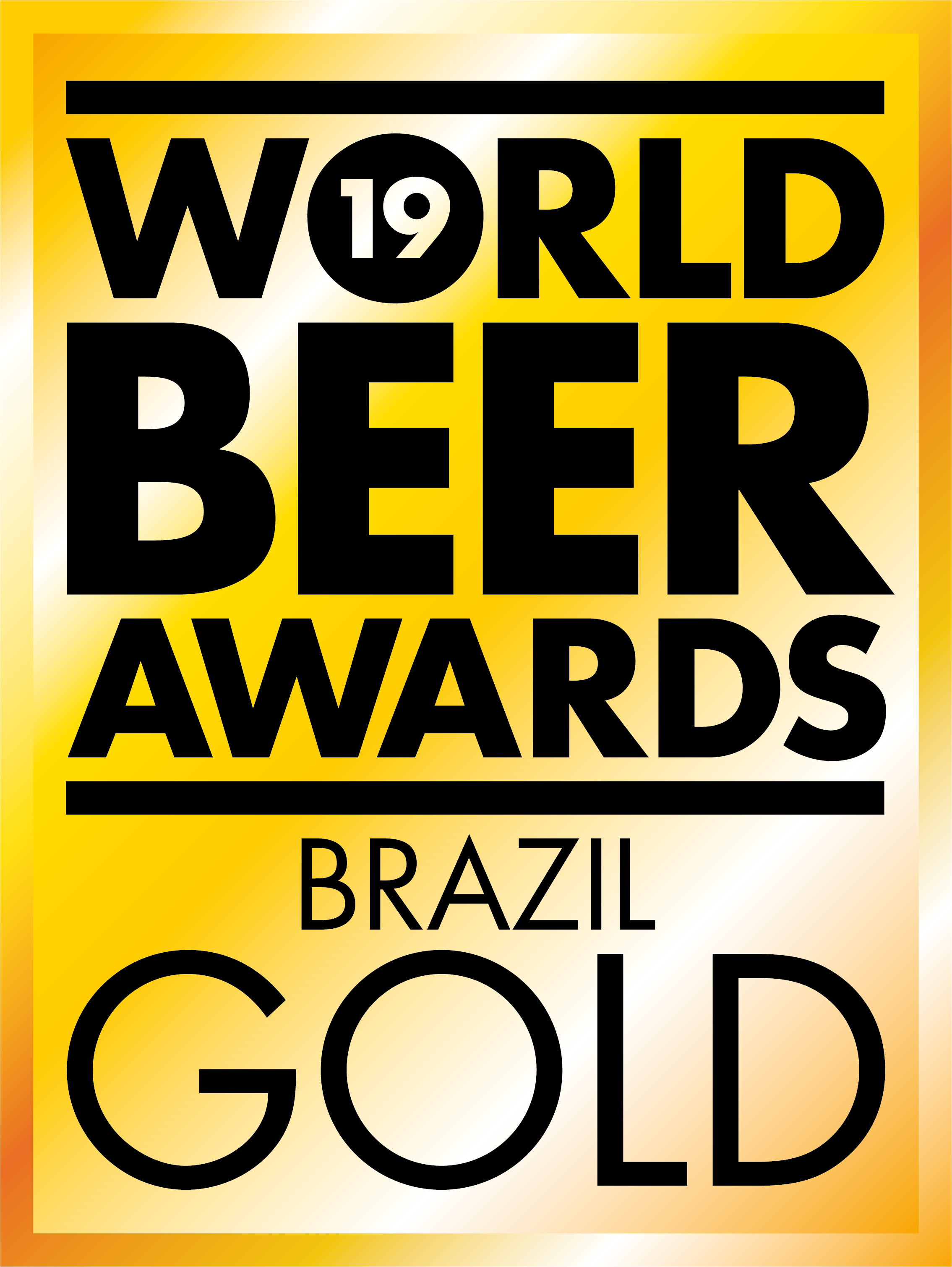 World Beer Awards 2019 - GOLD