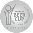 World Beer Cup 2018 - SILVER AWARD